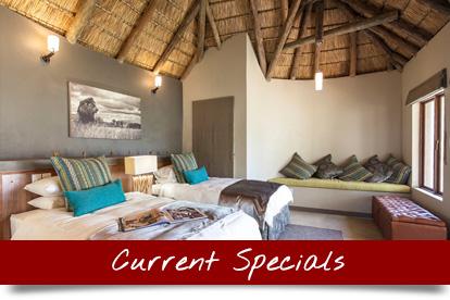 Pilanesberg-Sepcials
