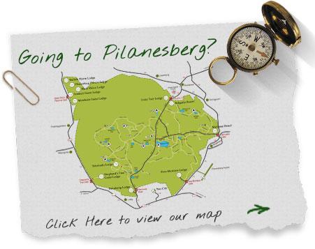 pilanesberg-map