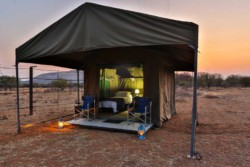 Pilanesberg Tented Camp