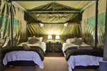 Pilanesberg Tented Safari Camp inside