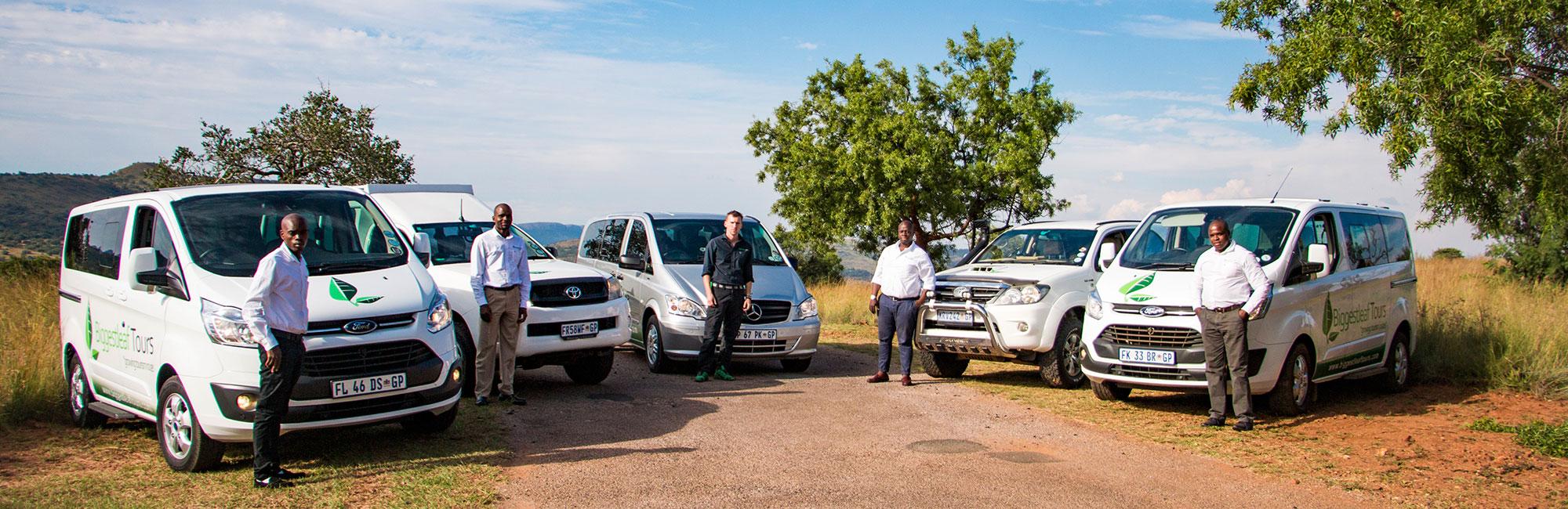 Pilanesberg Transfers