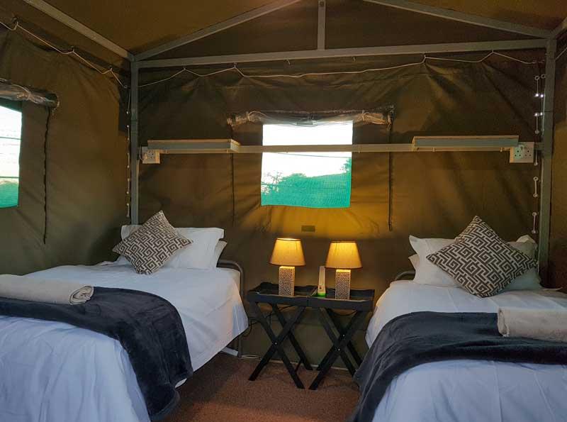 Pilanesberg Tented Safari Camp