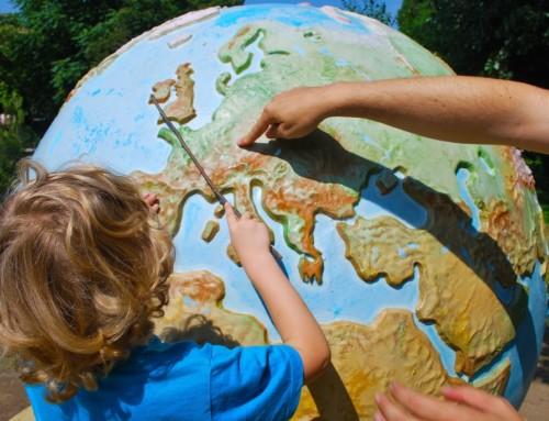 CONSERVATIONIST KIDS ON SAFARI